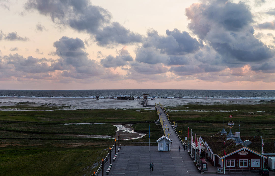 Hotel ambassador spa hotel in st peter ording mit for Designhotel nordsee